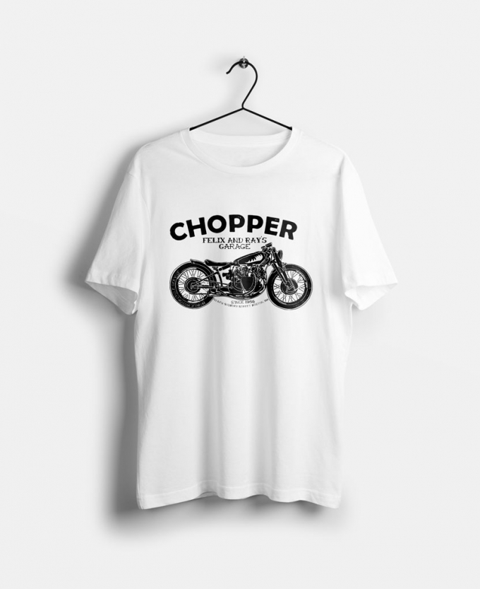 chopper tişört