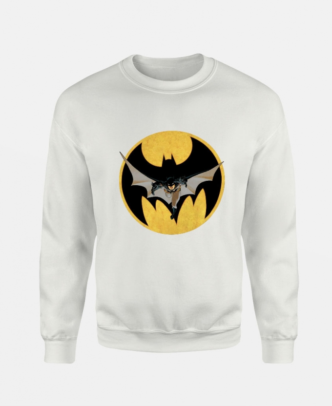 batman-year-one-sweat-beyaz