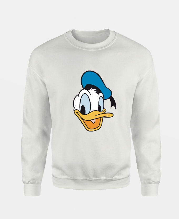 donald-duck-sweat-beyaz