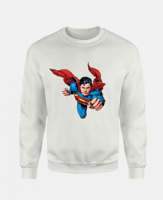 superman-fly-baskili-unisex-sweatshirt