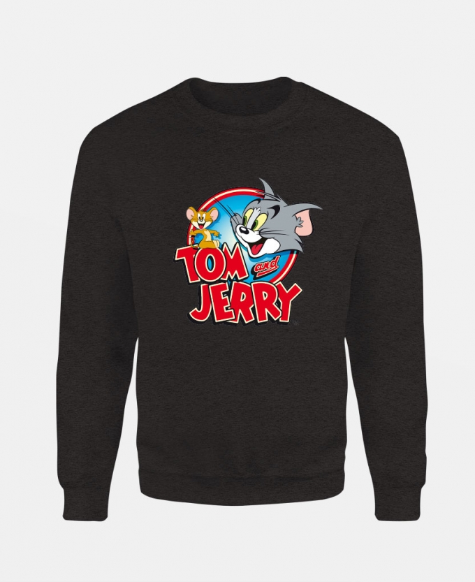tom jerry sweatshirt