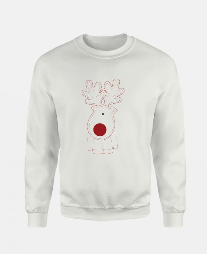 cute-deer-baskili-unisex-sweatshirt