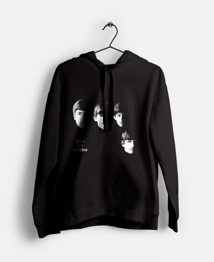 with-the-beatles-baskili-erkek-kapisonlu-sweatshirt