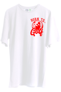 born-to-golf-unisex-oversize-tisort-beyaz
