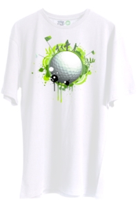 golf-world-unisex-oversize-tisort-beyaz