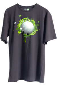 golf-world-unisex-oversize-tisort-siyah